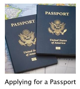 Applying for a Passport